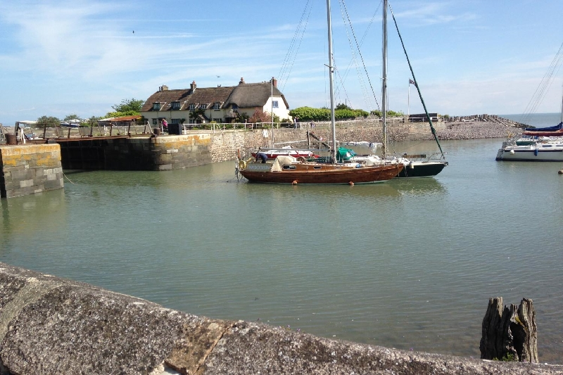 Click here for more about Quay Cottage