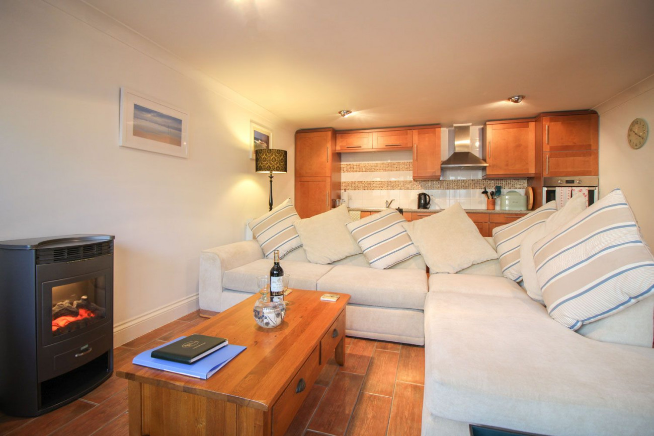 Click here for more about Dune Cottage at Rosevidney Manor