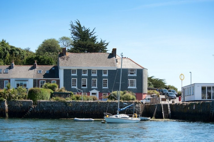 Click here for more about New Quay Lodge