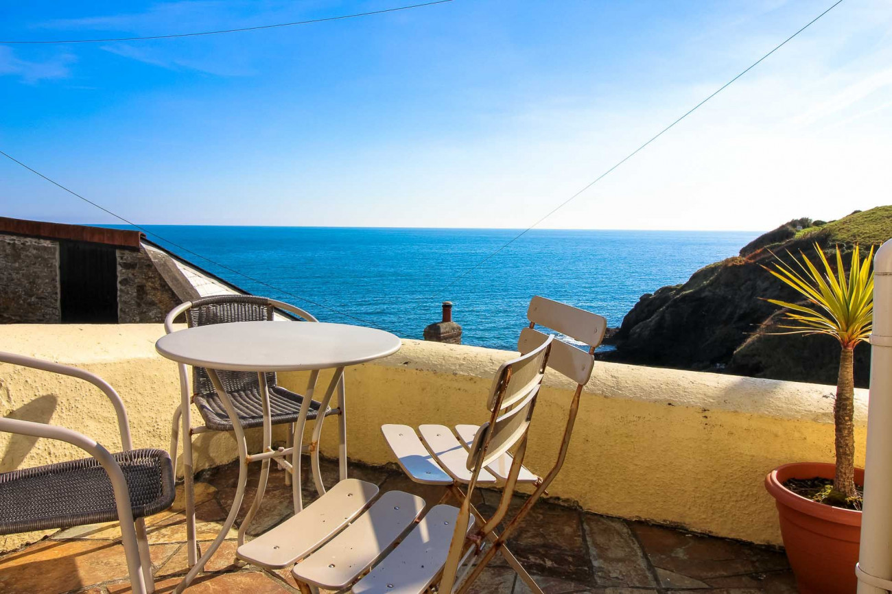 Click here for more about Ocean View, Portloe