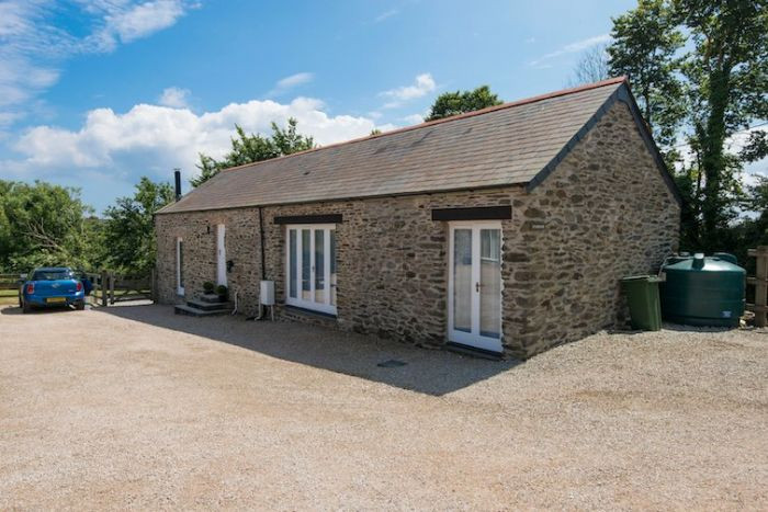 Click here for more about Pendower Barn