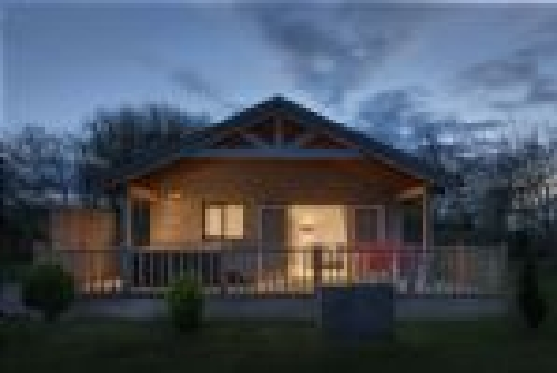 Click here for more about Kingfisher Lodge - Redlake Farm