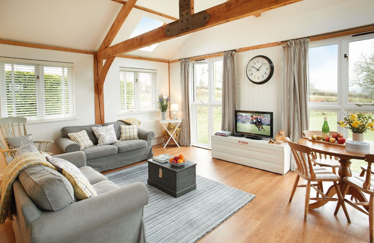 Click here for more about Larch Barn