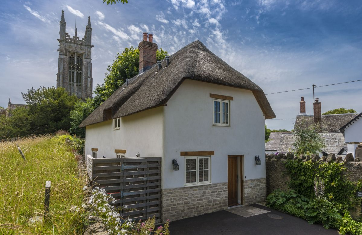 Click here for more about Church Cottage