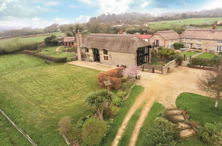 Click here for more about Champernhayes Barn