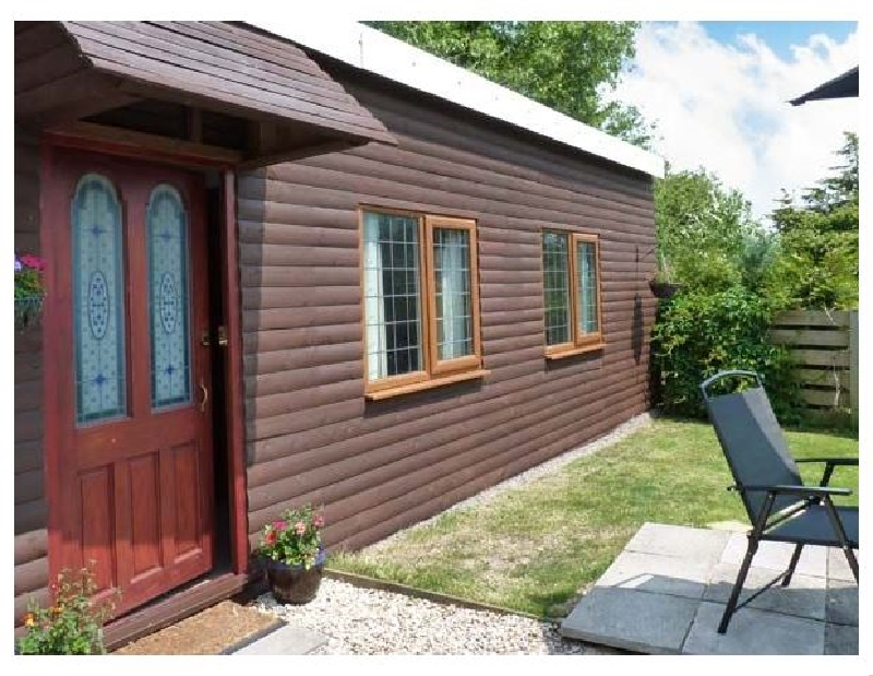 Click here for more about Wisteria Chalet