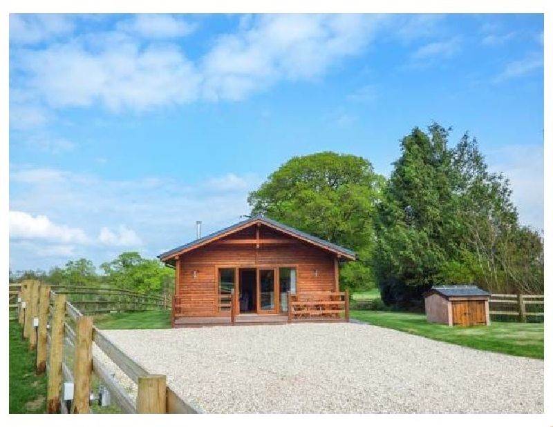 Click here for more about Barn Shelley Lodge