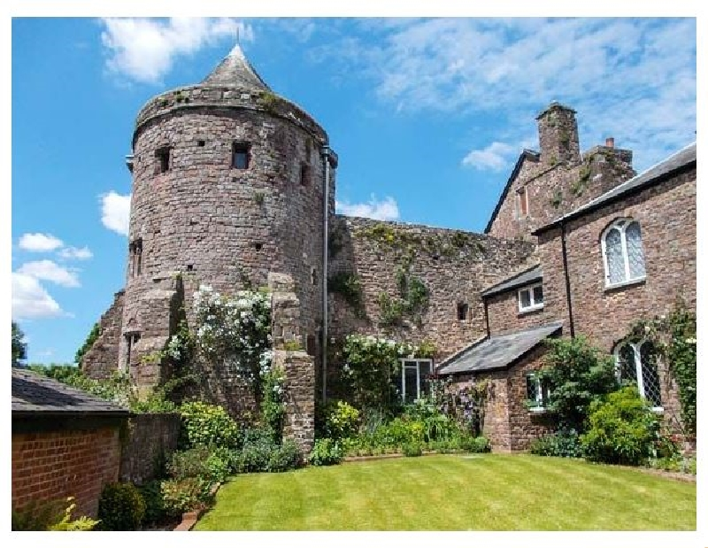 Click here for more about Castle Barton