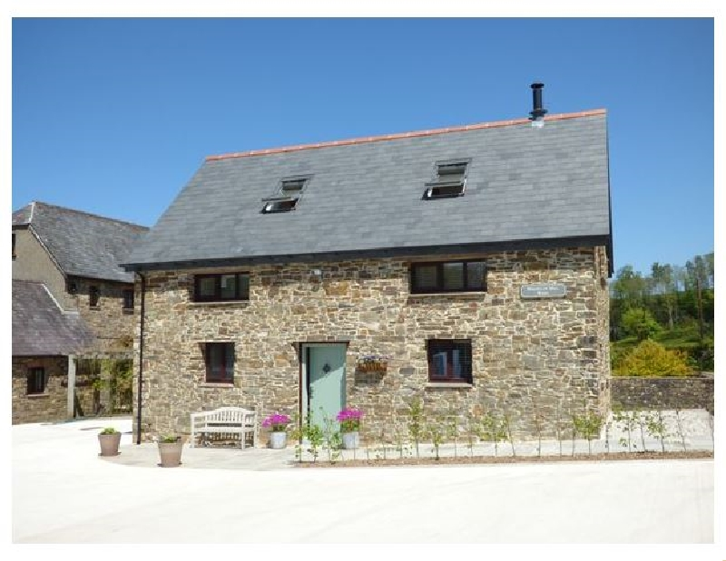 Click here for more about Brightley Mill Barn