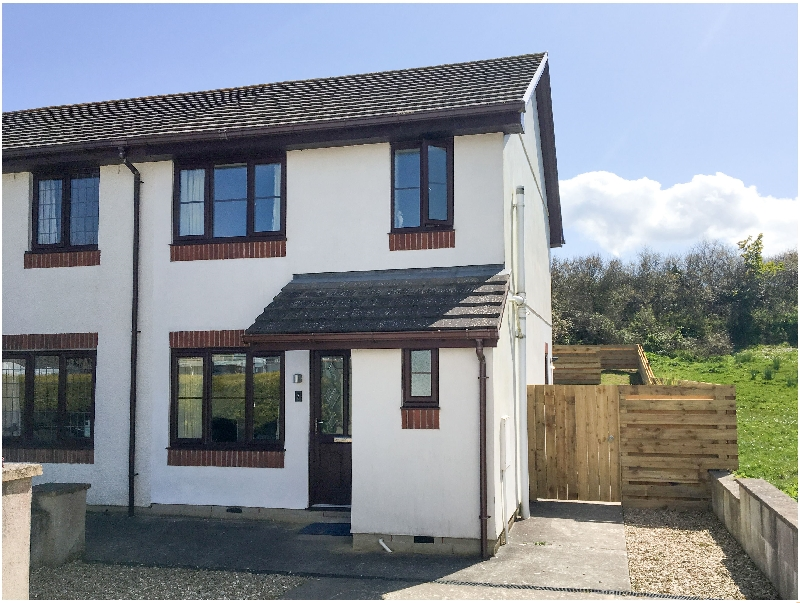 Click here for more about 7 Harlyn Cottages