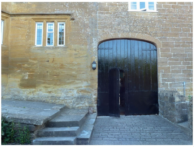 Click here for more about Bower Coach House