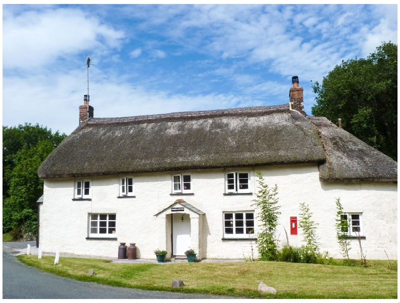 Click here for more about 2 Priory Cottages