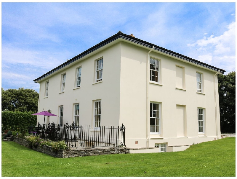 Click here for more about The Old Vicarage- Nr Padstow