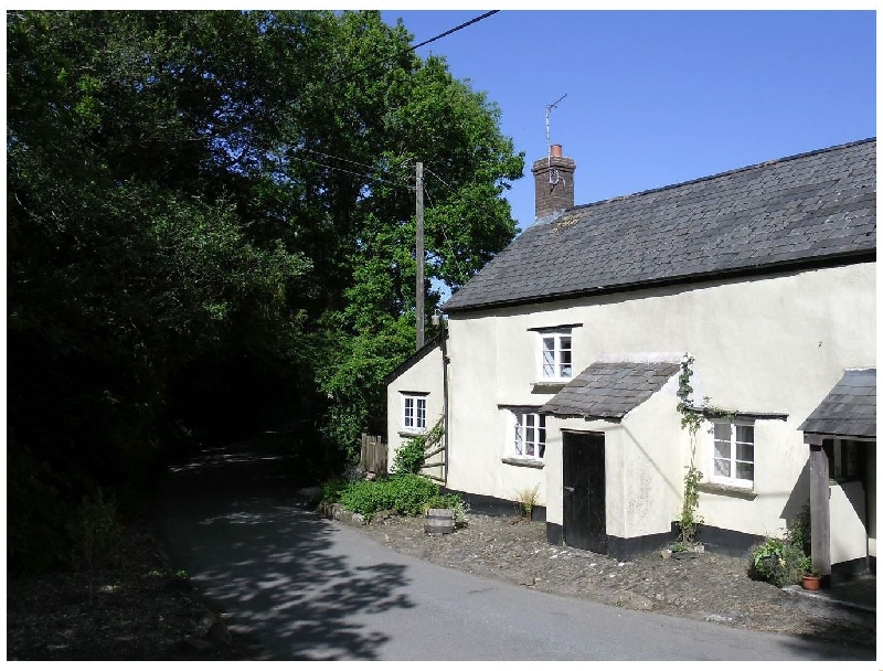 Click here for more about Little Week Cottage