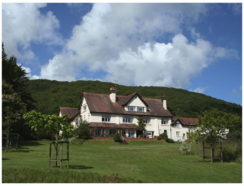 Click here for more about Porlock Vale House