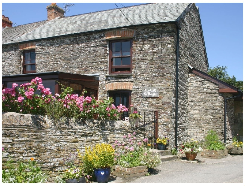 Click here for more about Uphill Cottage