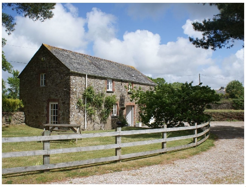 Click here for more about Trewethern Barn