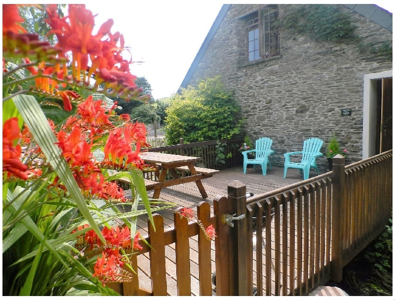Click here for more about Tregonhawke Farm Apartment