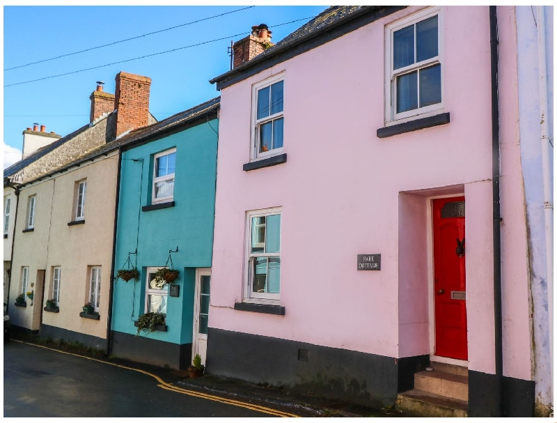 Click here for more about Hare Cottage