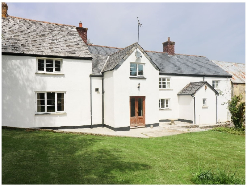 Click here for more about Eastcott Farmhouse