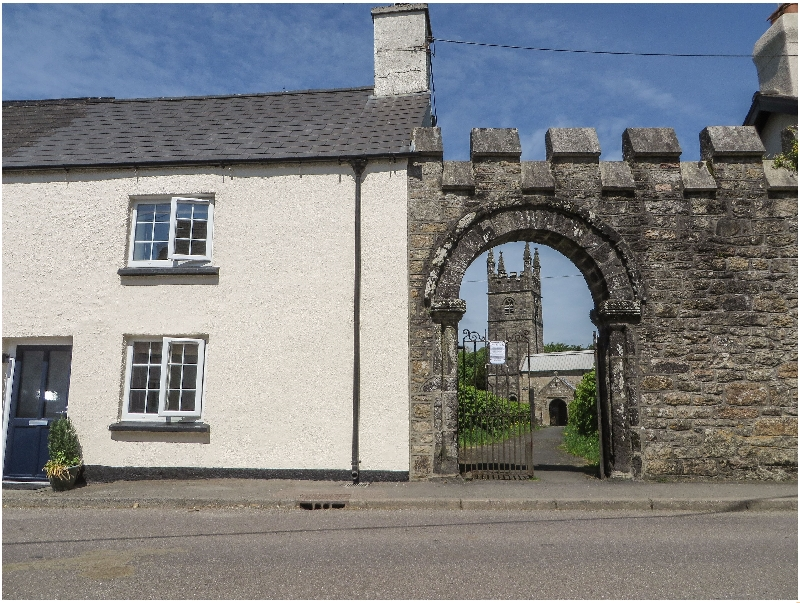 Click here for more about Church Gate Cottage