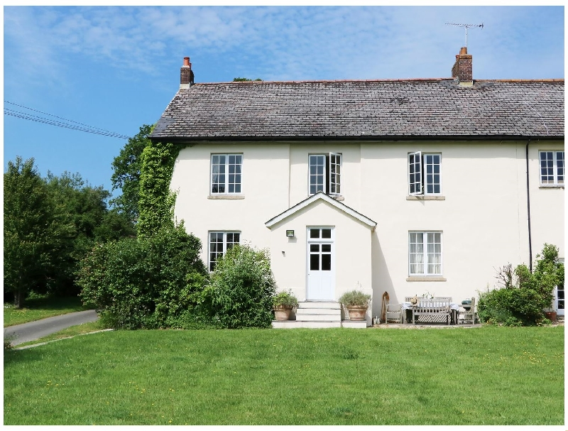 Click here for more about Heathfield Down Farmhouse