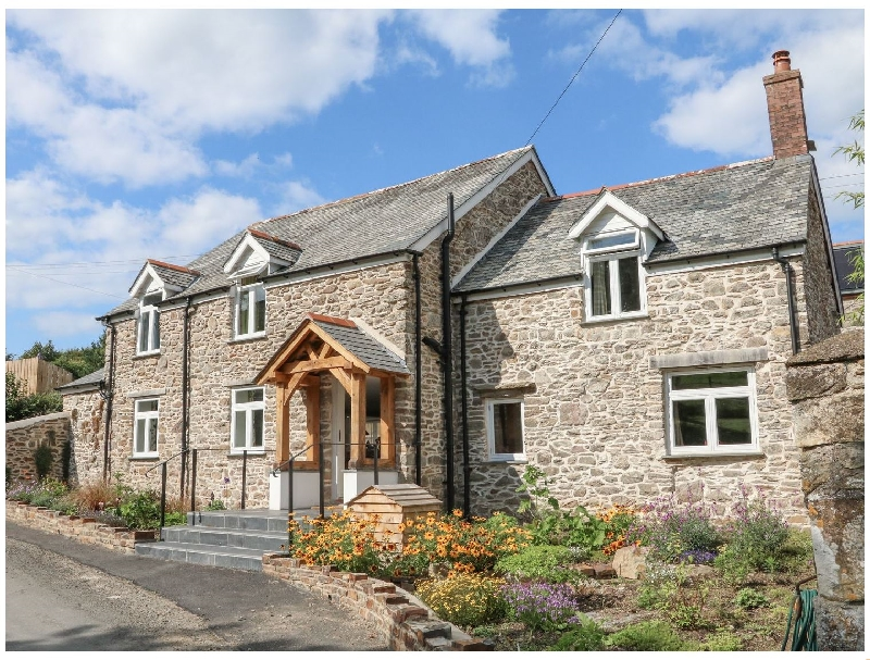 Click here for more about Middle Dean Farmhouse