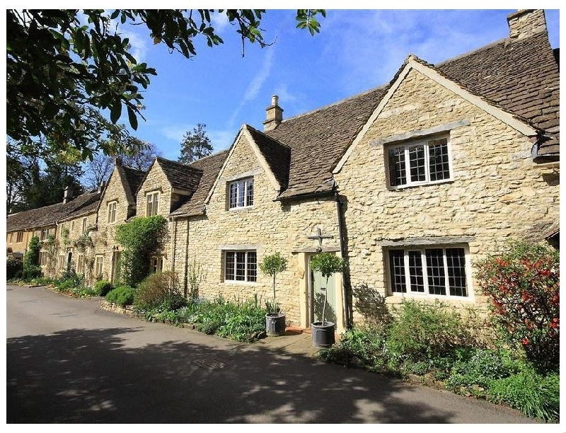 Click here for more about Castle Combe Cottage