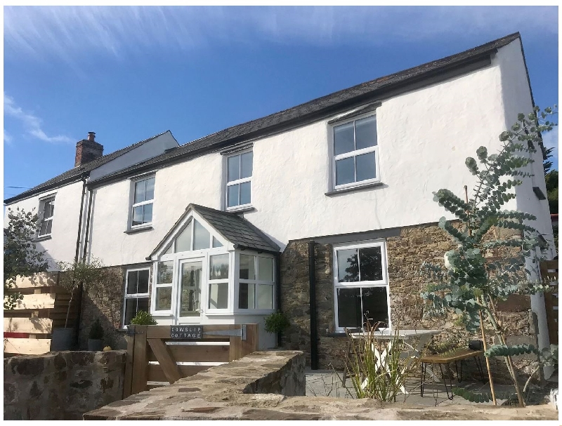 Click here for more about Cowslip Cottage