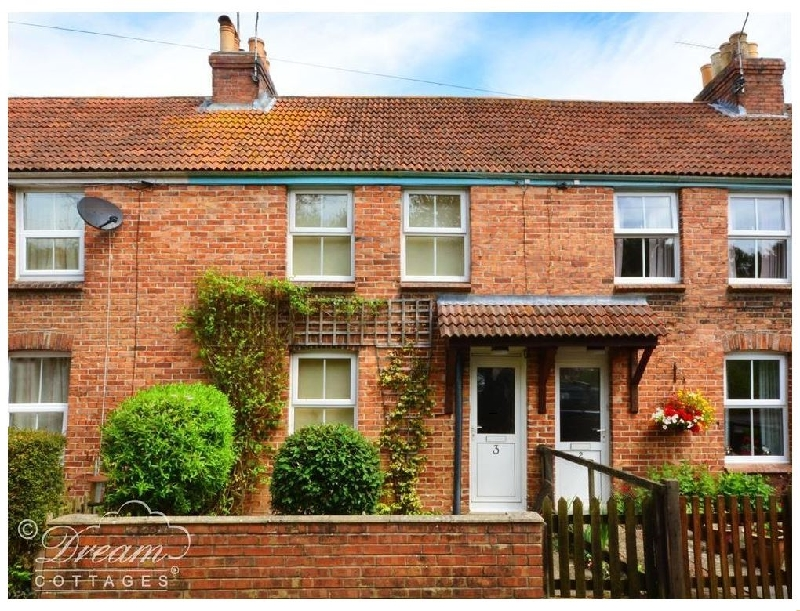 Click here for more about Brickyard Cottage