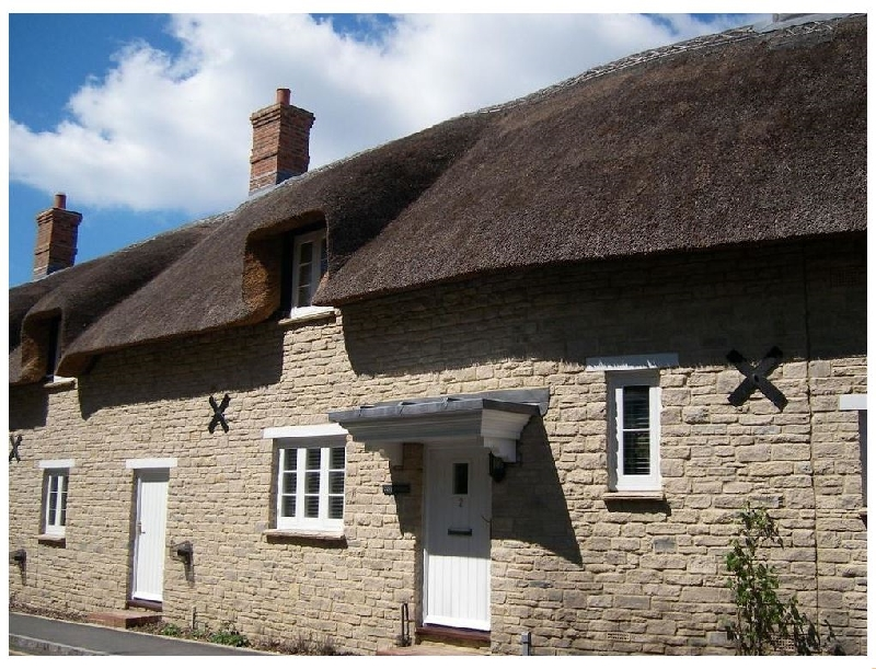 Click here for more about Lulworth Cove Cottage