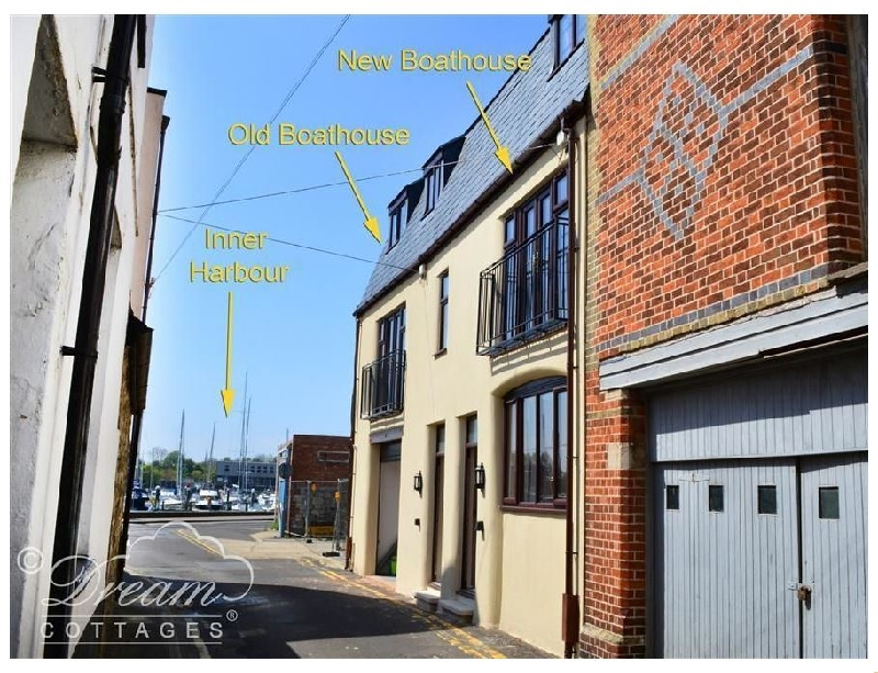 Click here for more about Old Boathouse