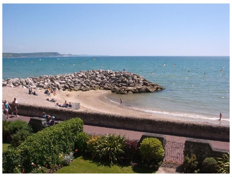 Click here for more about Weymouth Bay Apartment B