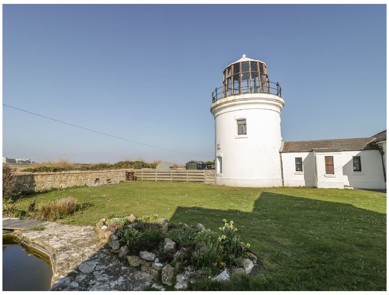 Click here for more about Old Higher Lighthouse Branscombe Lodge
