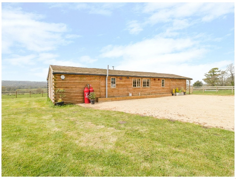 Click here for more about Poll Dorset Log Cabin