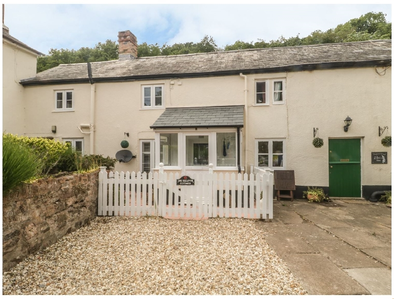 Click here for more about 1 Belle Vue Cottage