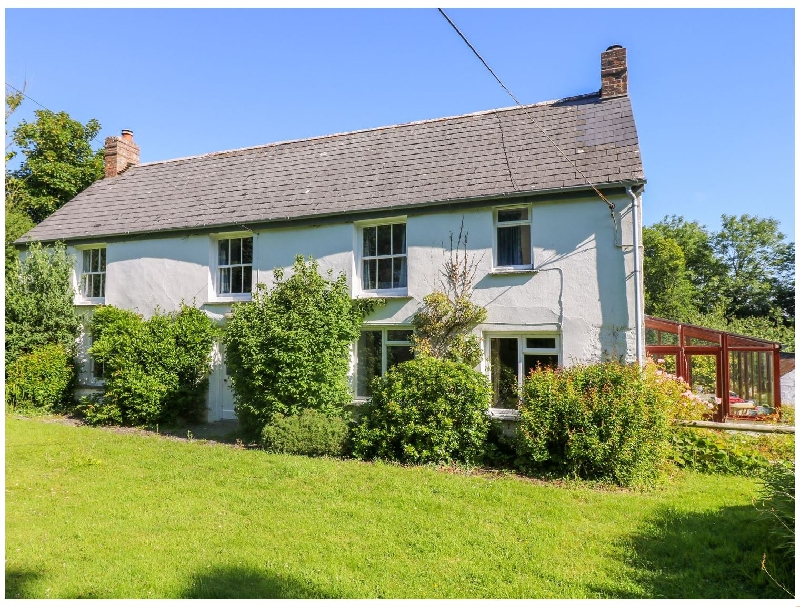 Click here for more about Tregithey Farmhouse