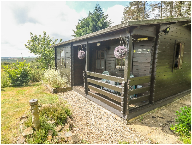 Click here for more about Trevenna Cabin