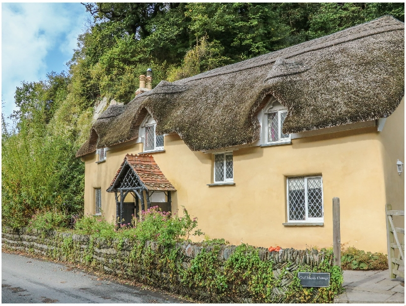 Click here for more about Old Maids Cottage