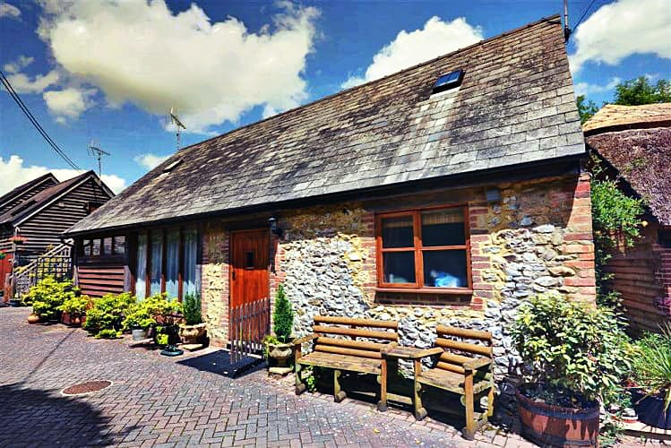 Click here for more about The Barn - Elsdon Cottages