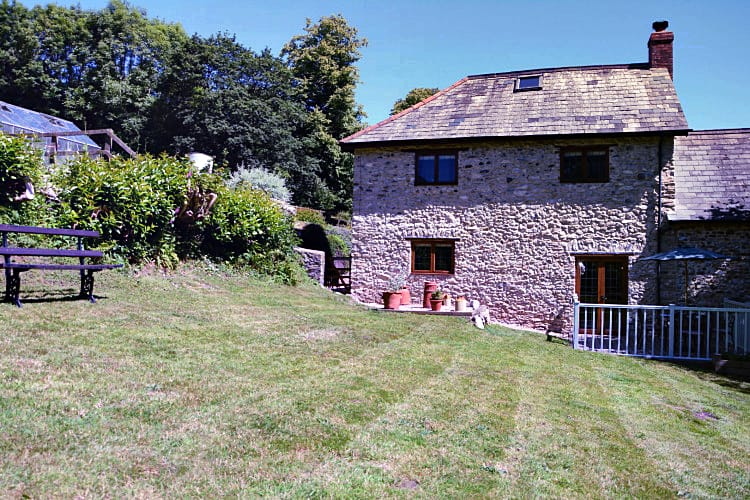 Click here for more about Burrow Hill Cottage