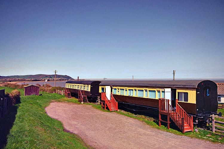 Click here for more about Railway Carriage