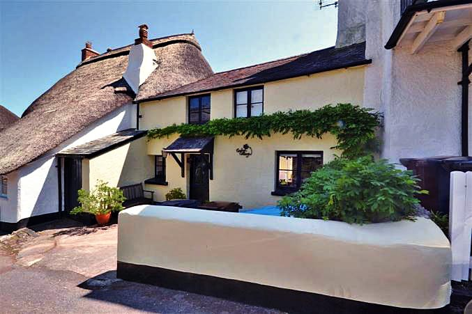 Click here for more about Garden Cottage Hope Cove