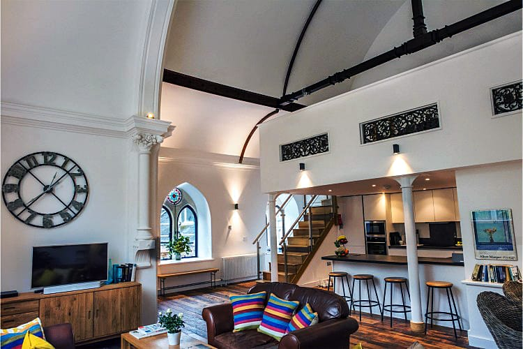 Click here for more about The Old Chapel Loft